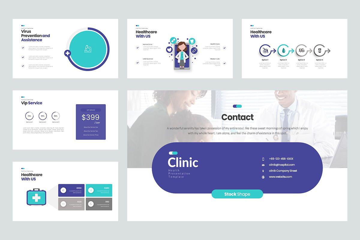 Clinic Keynote Templates, Slide 5, 08192, Business Models — PoweredTemplate.com