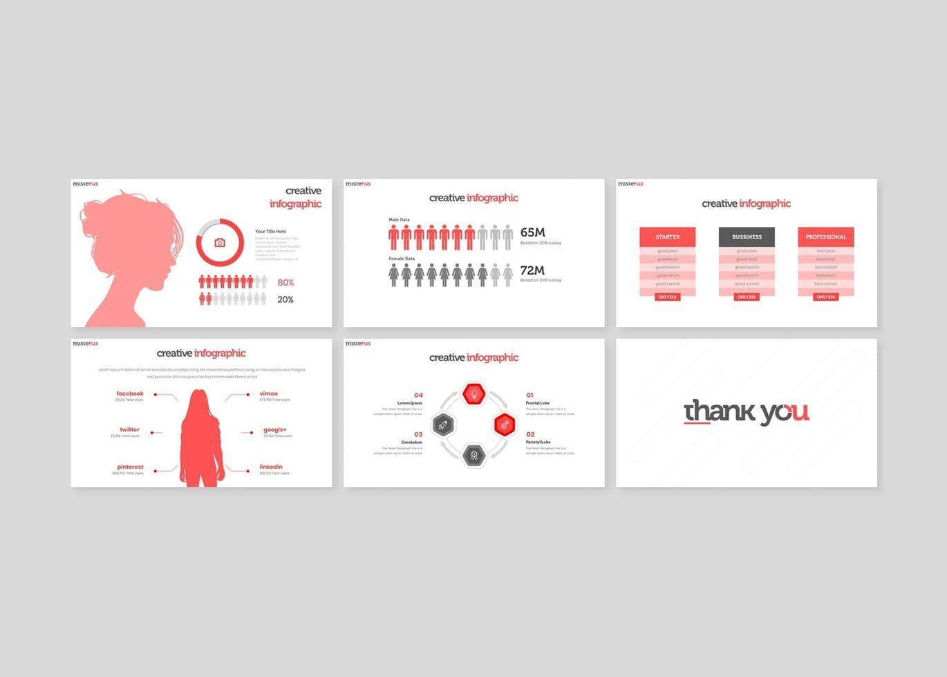 Misterus - Keynote Template, Slide 5, 08207, Presentation Templates — PoweredTemplate.com