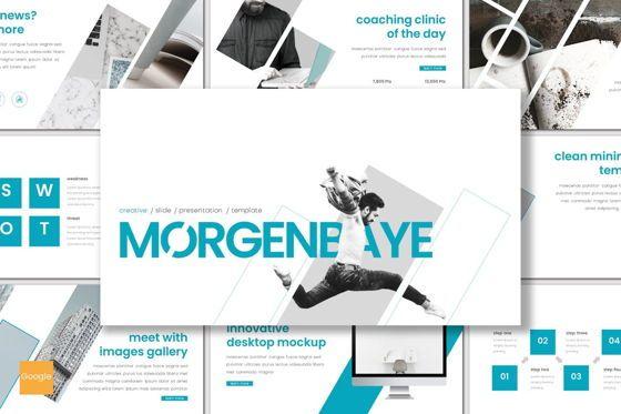 Presentation Templates: Morgenbaye - Google Slides Template #08223