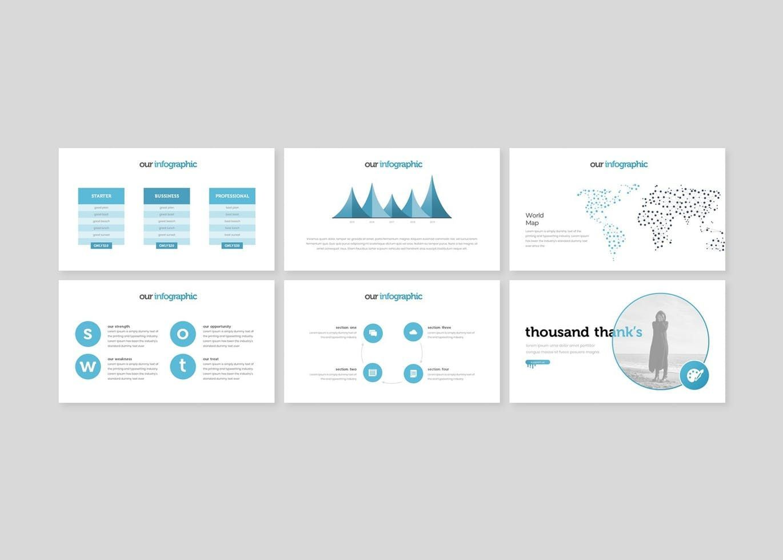 The Creativeart - Keynote Template, Slide 5, 08255, Presentation Templates — PoweredTemplate.com