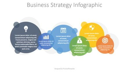 Infographics: Business Strategy Infographic #08256