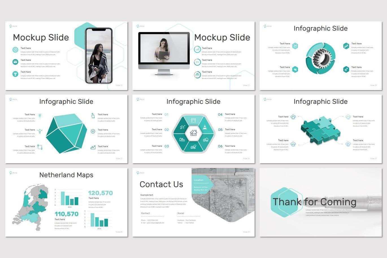 Moral - PowerPoint Template, Slide 5, 08258, Presentation Templates — PoweredTemplate.com