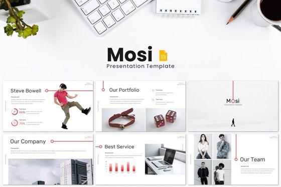 Presentation Templates: Mosi - Google Slides Template #08259