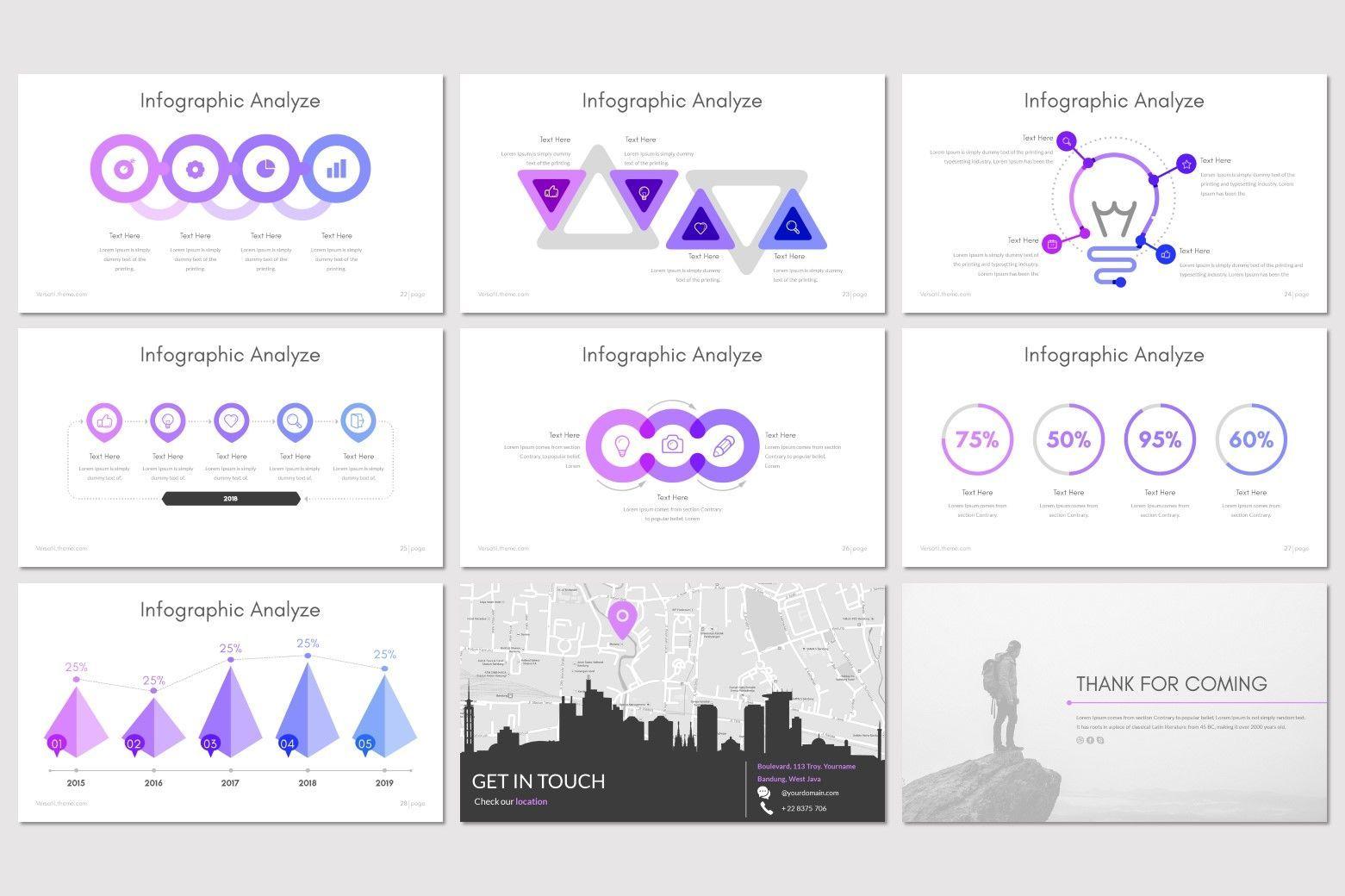 Versatil - PowerPoint Template, Slide 5, 08283, Presentation Templates — PoweredTemplate.com