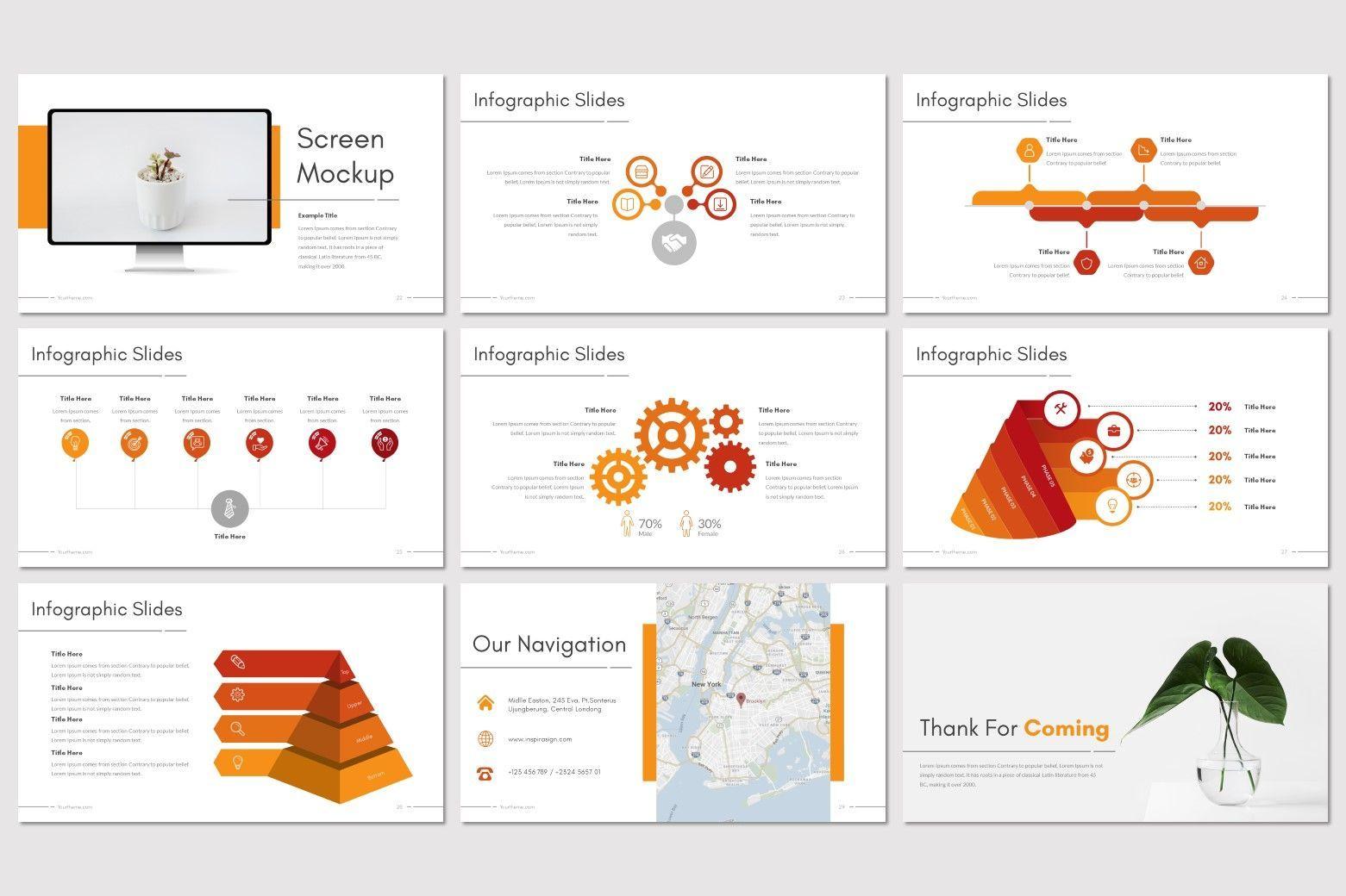 Moderno - Keynote Template, Slide 5, 08289, Presentation Templates — PoweredTemplate.com