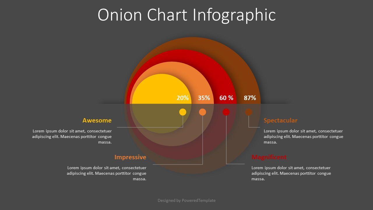 Onion Diagram Infographic, Slide 2, 08432, Infographics — PoweredTemplate.com