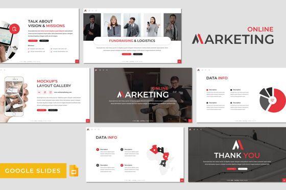 Business Models: Marketing - Google Slides Template #08472