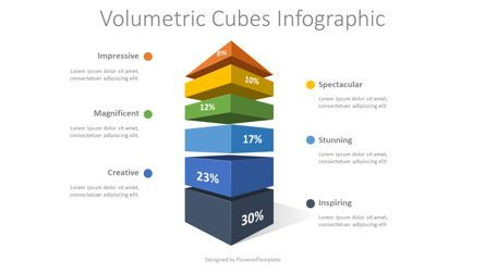 Infographics: Stacked Column Infographic #08508
