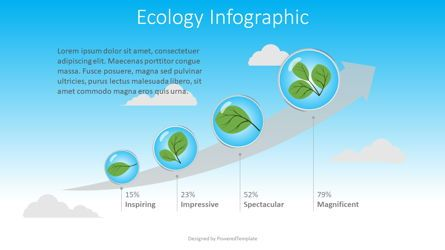 Infographics: Ecology Concept Infographic #08511