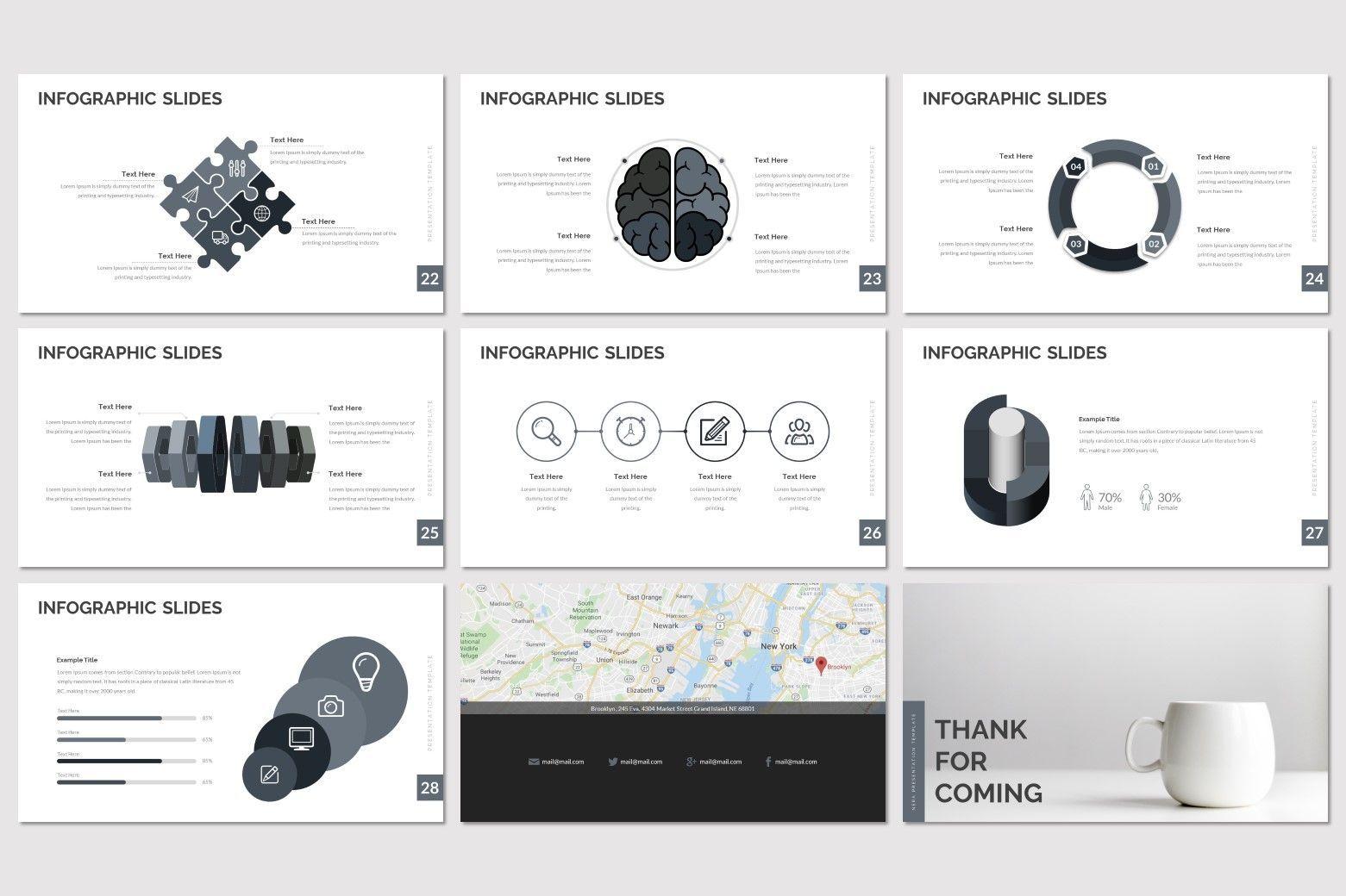 Nera - PowerPoint Template, Slide 5, 08557, Presentation Templates — PoweredTemplate.com