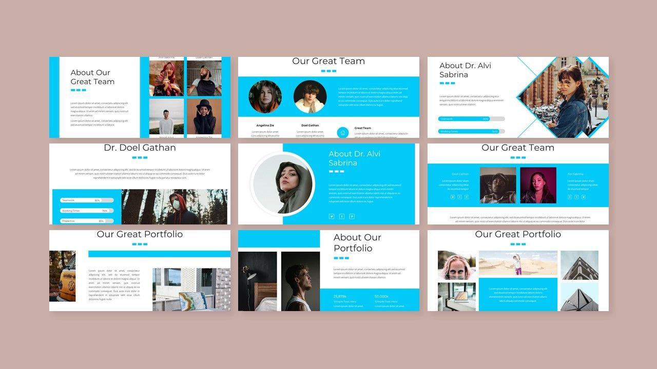 Gladis - Business PowerPoint Template, Slide 4, 08576, Business Models — PoweredTemplate.com