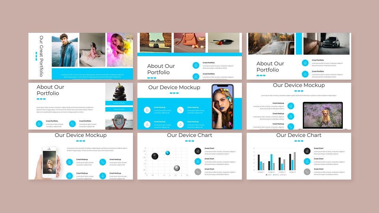 Gladis - Business PowerPoint Template, Slide 5, 08576, Business Models — PoweredTemplate.com