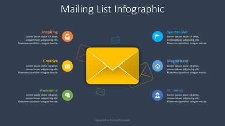 Infographics: Mailing List Infographic #08590