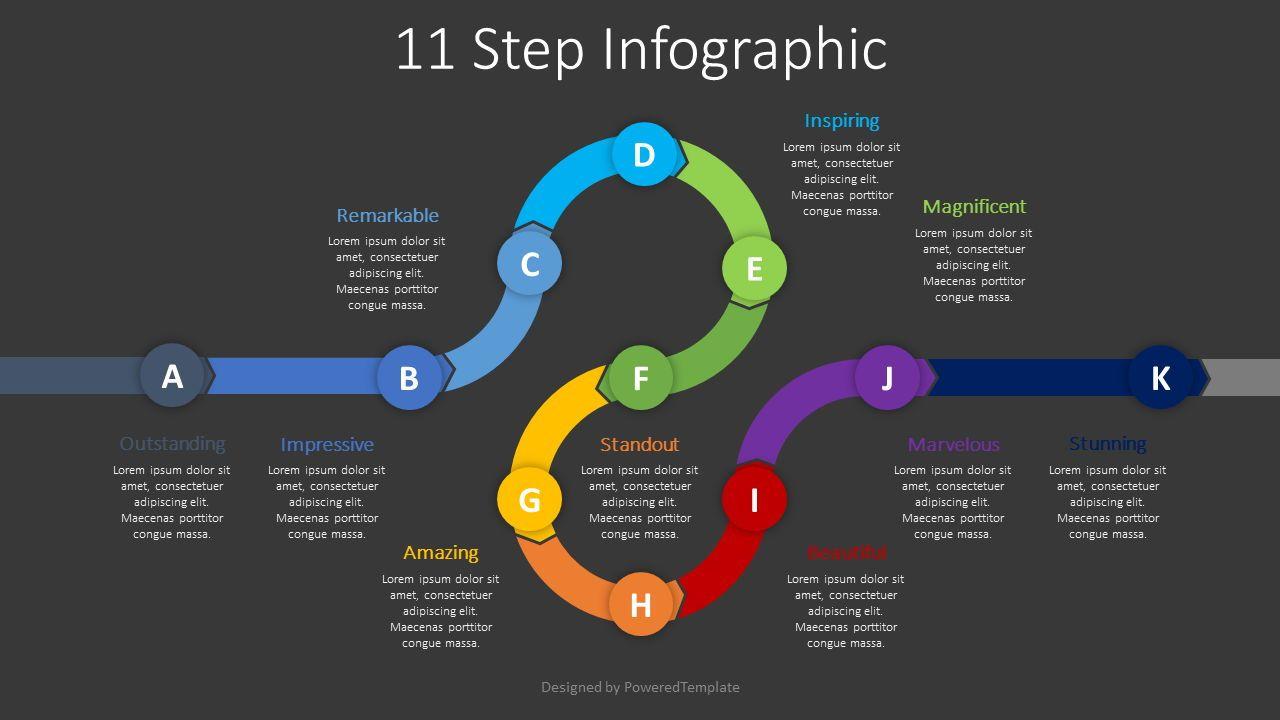 Roadmap Timeline Infographic, Slide 2, 08623, Infographics — PoweredTemplate.com
