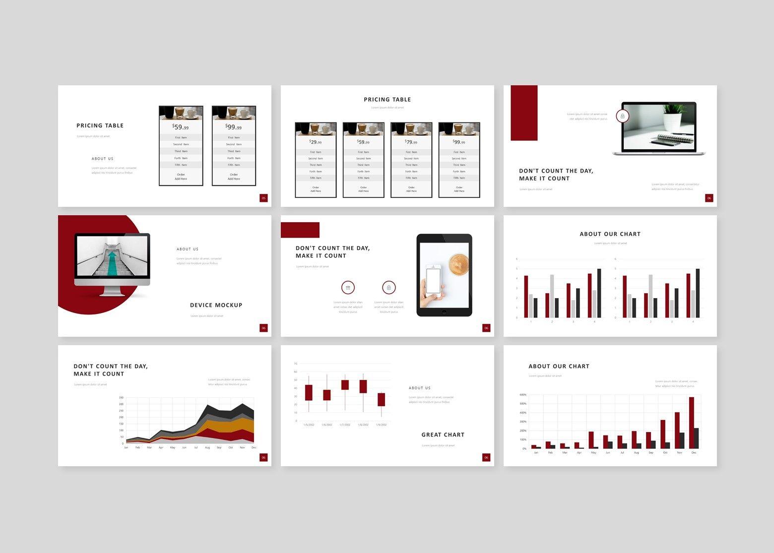 Krono - Security PowerPoint Template, Slide 4, 08631, Business Models — PoweredTemplate.com