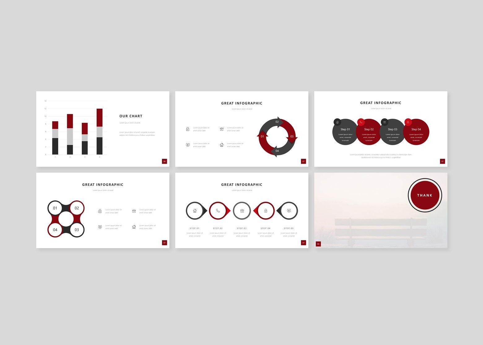 Krono - Security PowerPoint Template, Slide 5, 08631, Business Models — PoweredTemplate.com