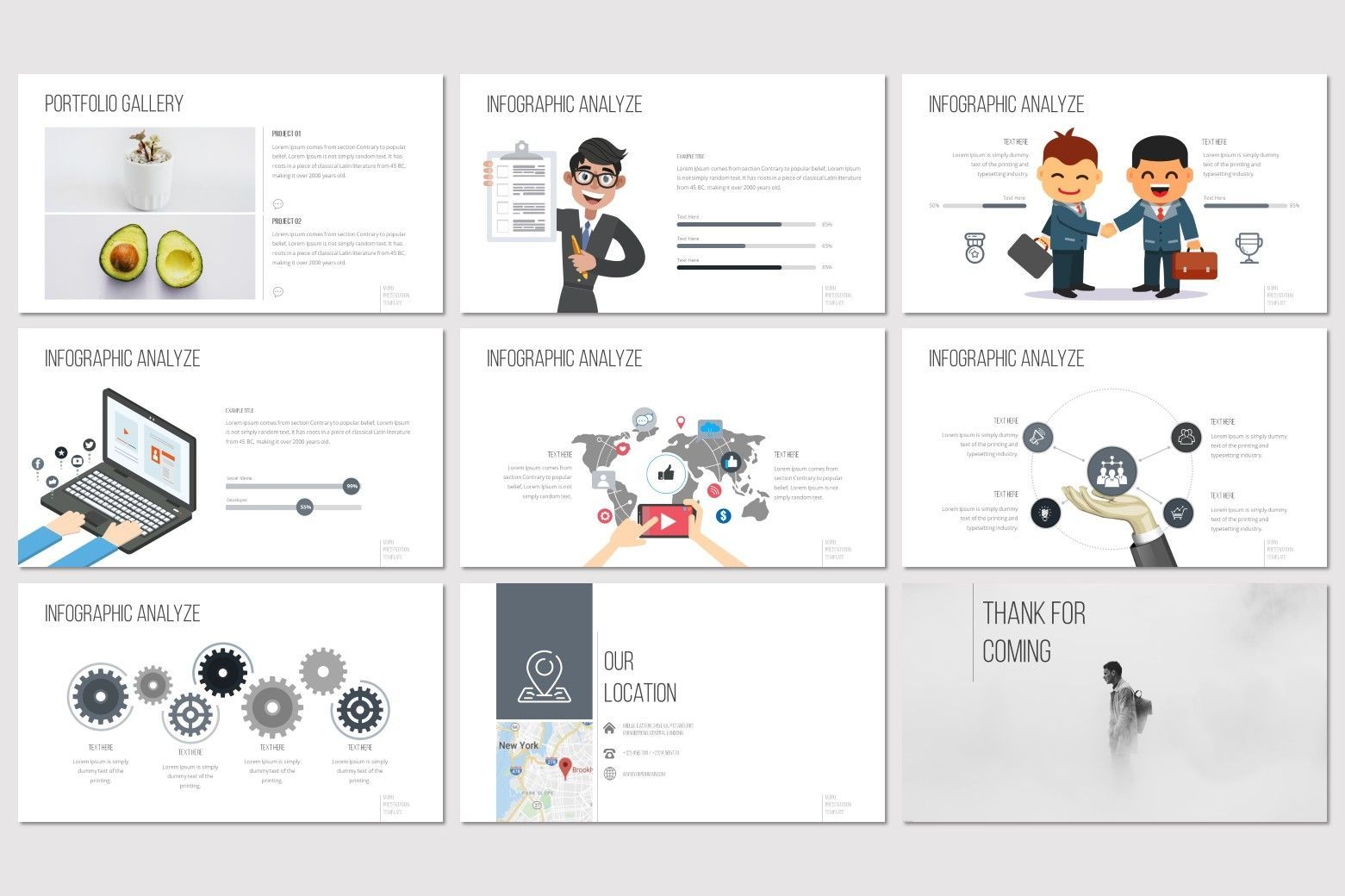 Moro - Keynote Template, Slide 5, 08634, Presentation Templates — PoweredTemplate.com