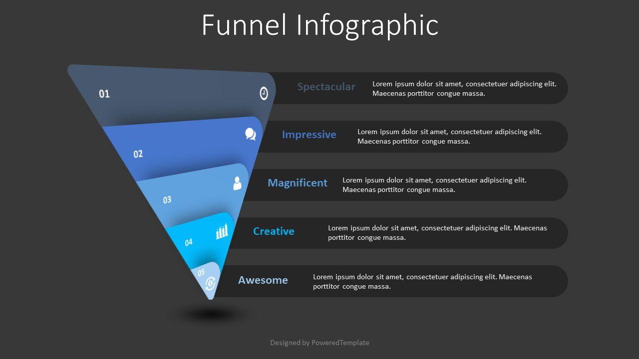 Sales and Marketing Funnel, Slide 2, 08635, Business Models — PoweredTemplate.com