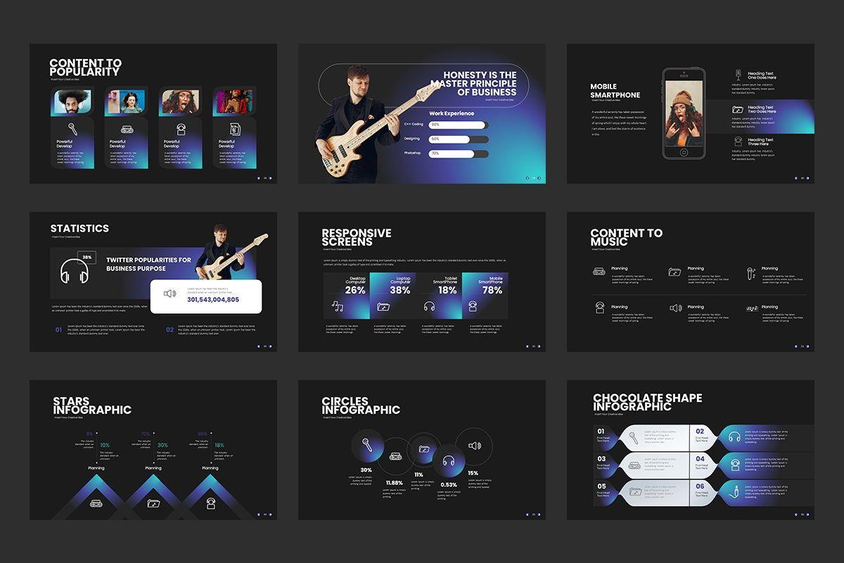 Purlack Powerpoint Presentation, Slide 5, 08640, Business Models — PoweredTemplate.com