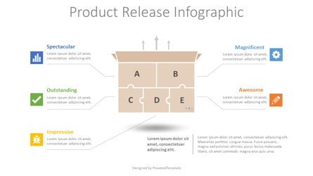 Infographics: Product Release Infographic #08668