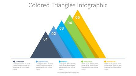 Infographics: Mountain Infographic #08688