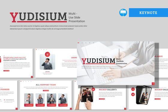 Presentation Templates: Yudisium - Keynote Template #08769