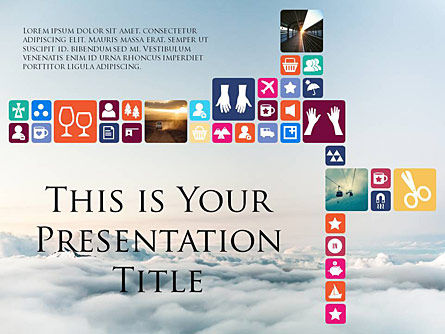 : Iconic Free Google Slides Presentation Theme #00018