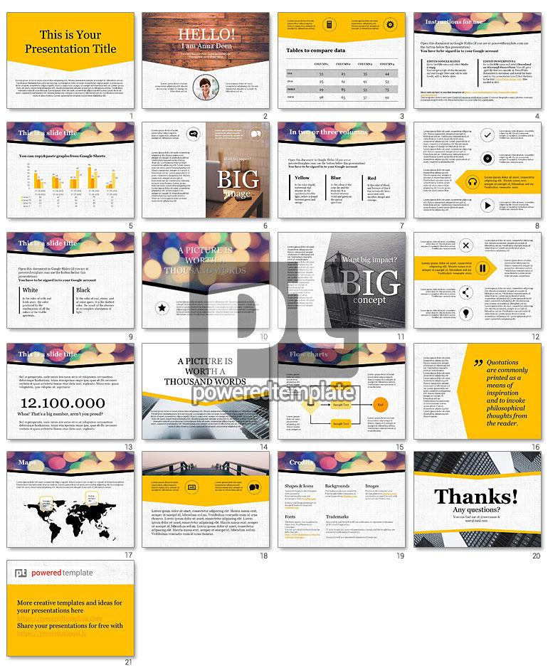 Simplicity Free Google Slides Presentation Template