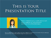 : Flat Design Free Google Slides Presentation Template #00021