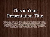 : Chocolate Theme Google Slides Template #00022