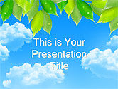 : Clean Energy Google Slides Theme Template #00025