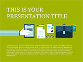 : Business and Marketing Google Slides Theme Free Template #00026