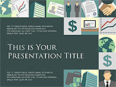 : Financial Google Slides Theme Free Template #00027