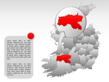 Ireland PowerPoint Map Slide 37