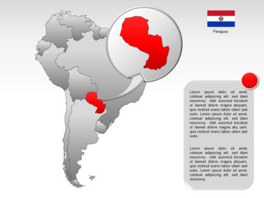 South America PowerPoint Map Slide 20