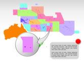 Oceania PowerPoint Map#26