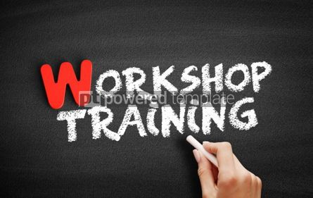 Business: Workshop training text on blackboard #00058