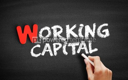 Business: Working Capital text on blackboard #00073