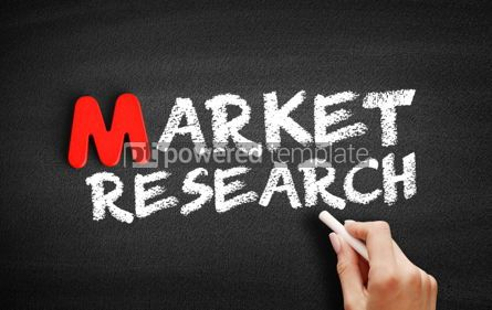 Business: Market Research text on blackboard #00103