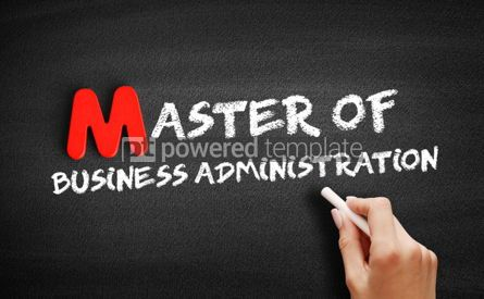 Business: Master of Business Administration #00110