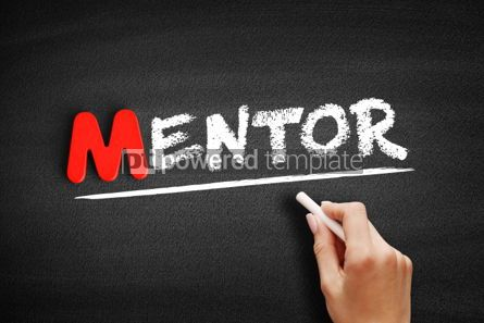 Business: Mentor text on blackboard #00138