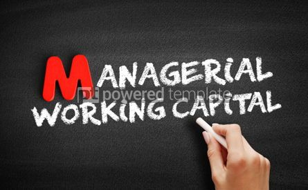 Business: Managerial Working Capital text on blackboard #00152