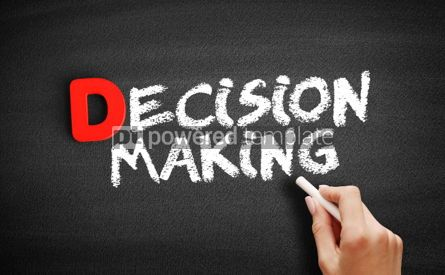 Business: Decision Making text on blackboard #00188