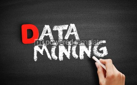 Business: Data Mining text on blackboard #00199
