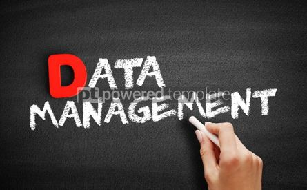 Business: Data Management text on blackboard #00216