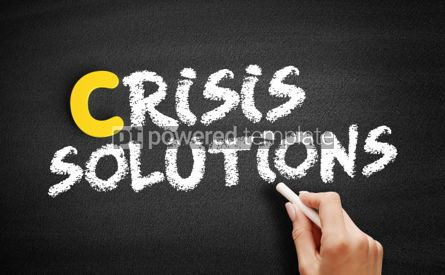 Business: Crisis Solutions text on blackboard #00358