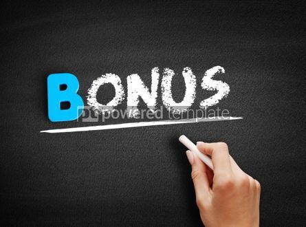 Business: Bonus text on blackboard #00478