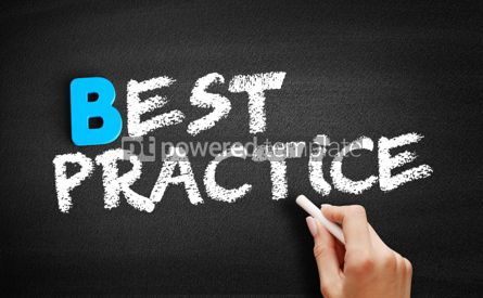 Business: Best Practice text on blackboard #00479