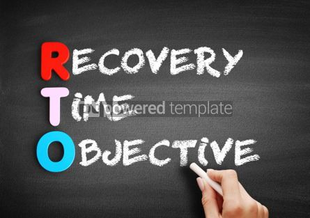 Business: RTO Recovery Time Objective acronym #00674