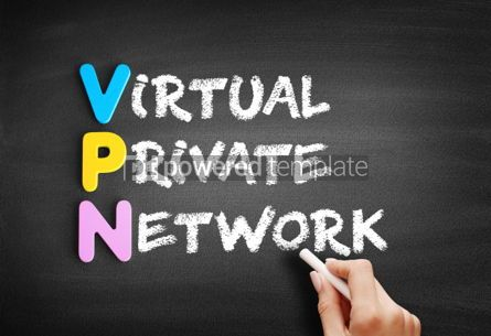 Business: VPN Virtual Private Network #00677